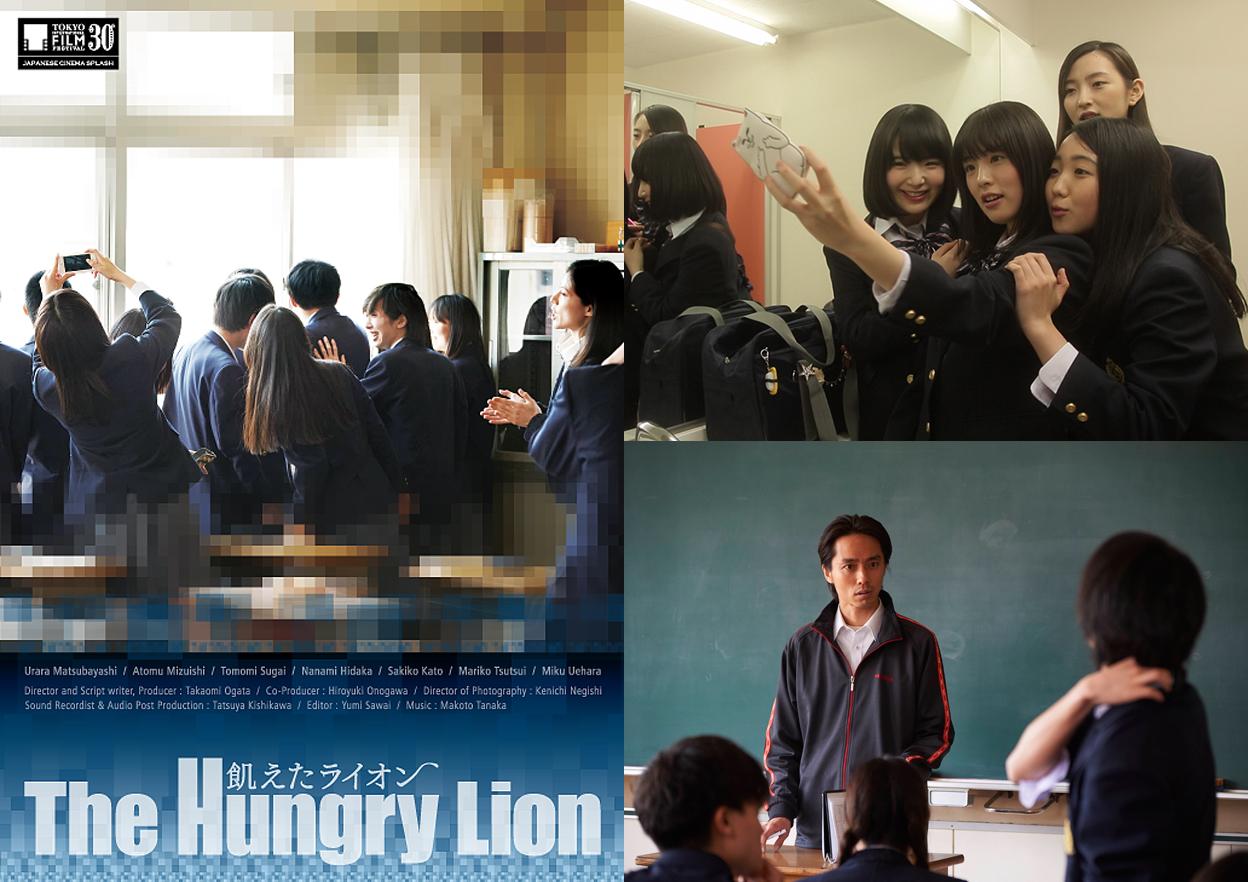 飢えたライオン-news